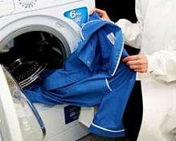 Orçamento higienização de uniforme eletricista