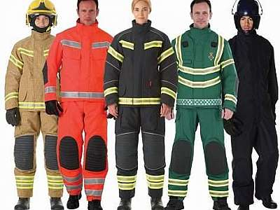Empresa de lavagem de uniforme NR 10
