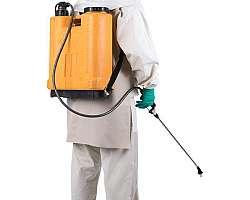 Higienização de epi serviço
