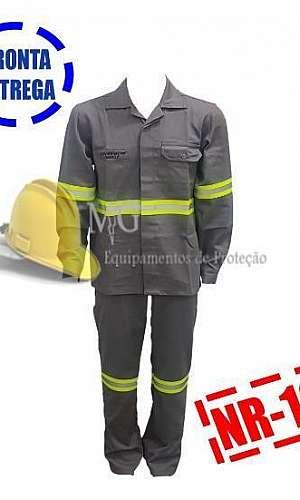 Uniforme para eletricista NR10