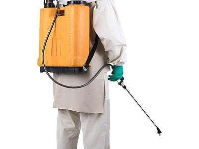 Serviço de limpeza de epis