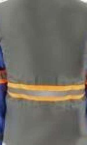 conjunto uniforme eletricista risco 2