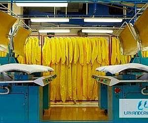Empresas de lavagens de epis